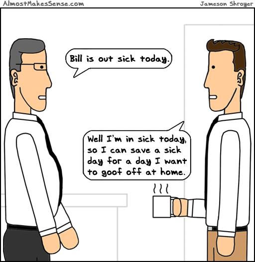 In Sick