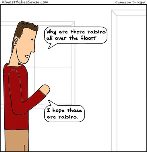 Raisins Floor