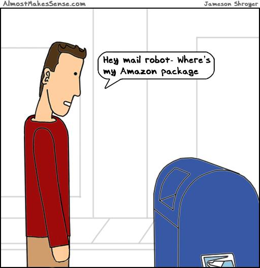 Mail Robot