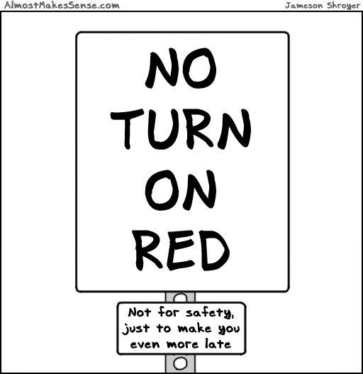 Turn Red Late
