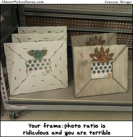 Frame Photo Ratio