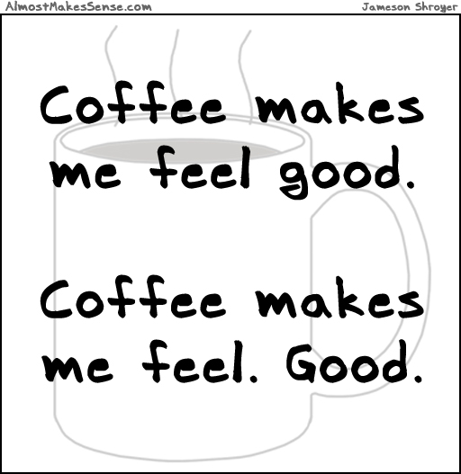 Coffee Feel Good