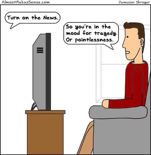 News Tragedy