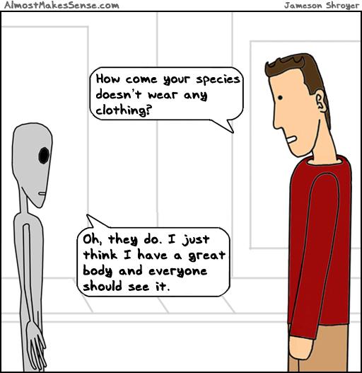 Alien Body