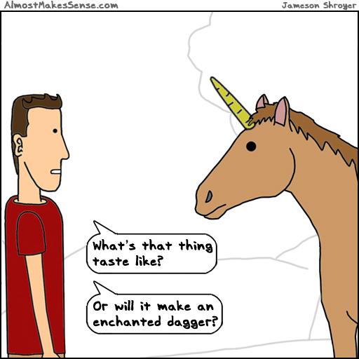 Enchanted Dagger