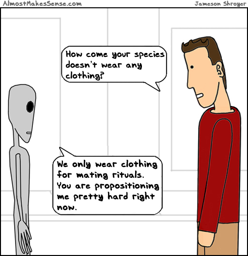 Mating Clothes
