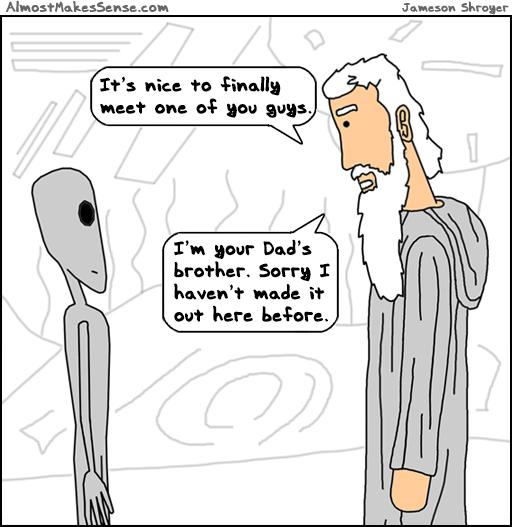 Alien Meet