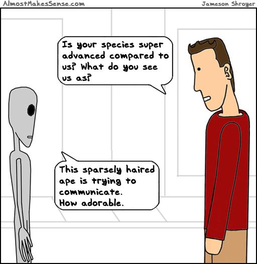 Advanced Alien