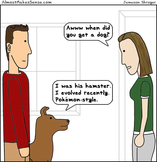 Dog Evolve