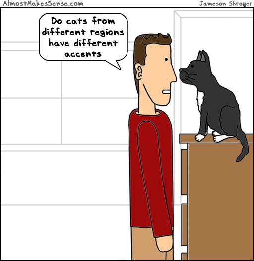 Cat Accents