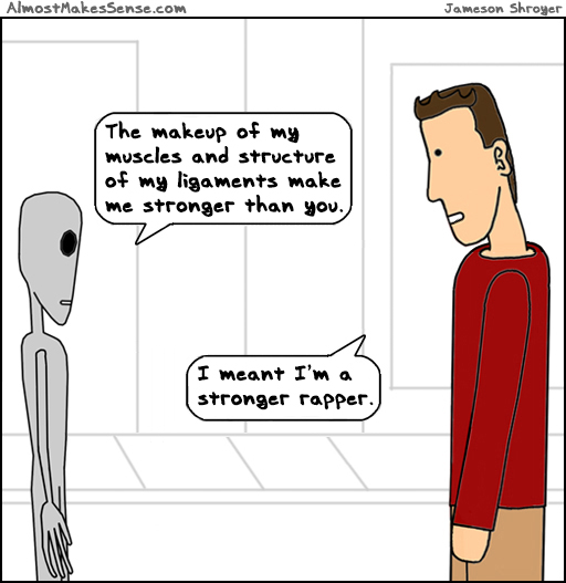 Alien Strength