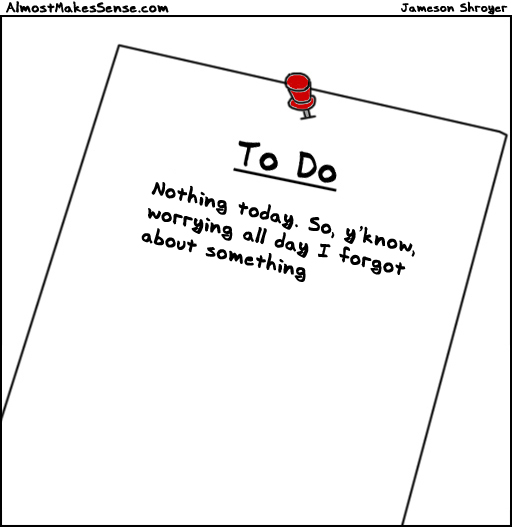 To Do Nothing