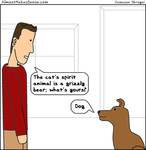 Pet Spirit Animal