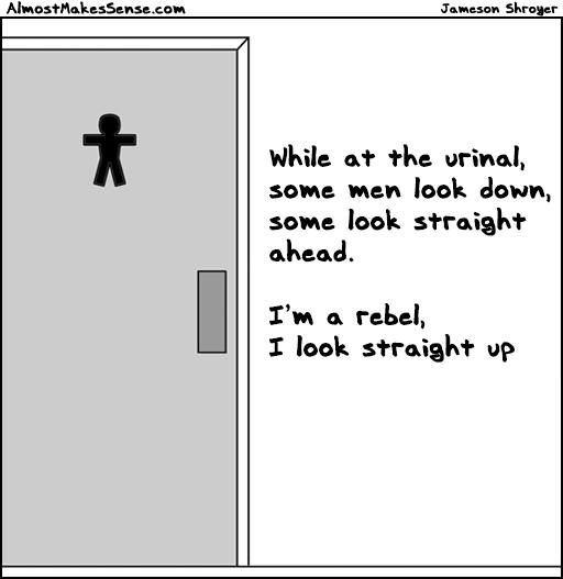 Urinal Up