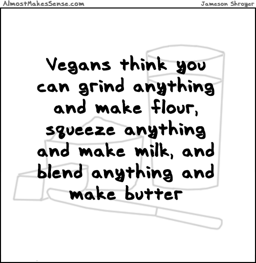Vegans Think