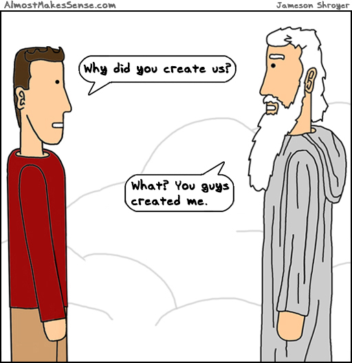 God Create