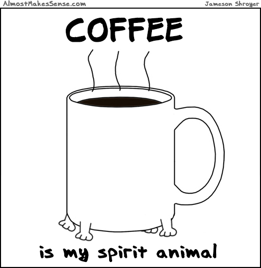 2014-10-09-coffee-spirit-animal