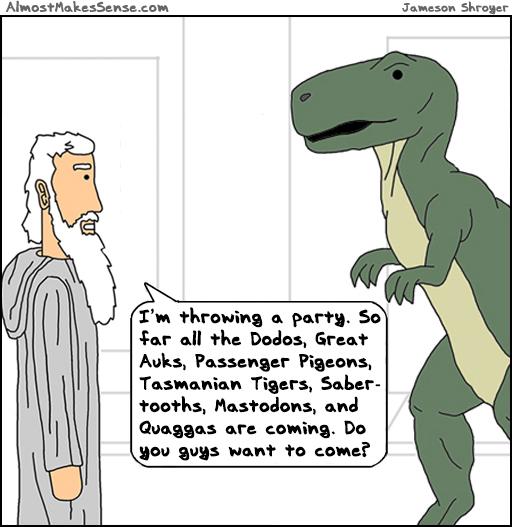 Extinct Party