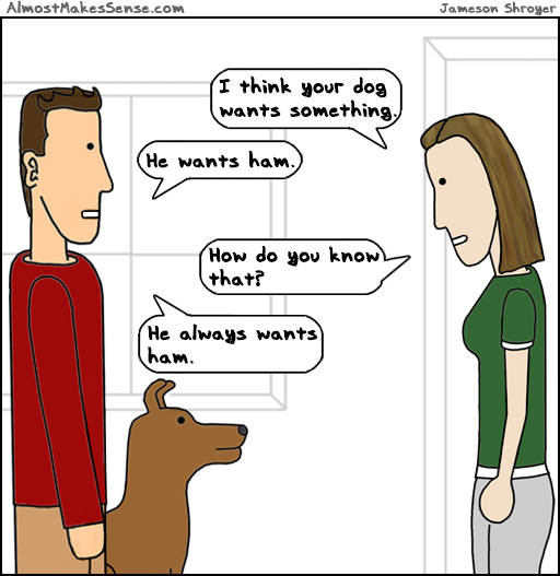 Dog Ham