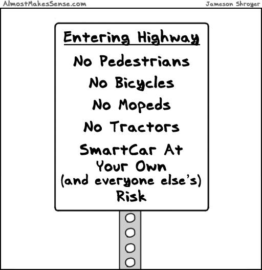 Smart Car Highway