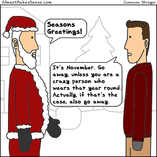 November Santa