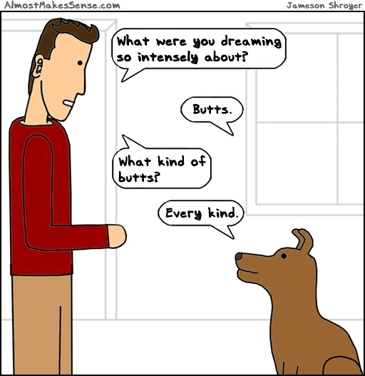 Butts Dream