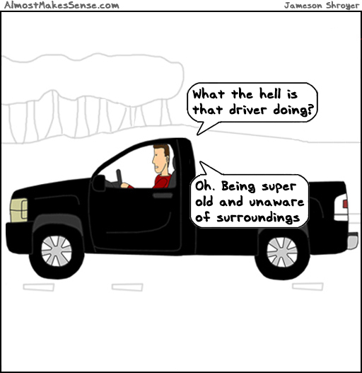 Old Driver