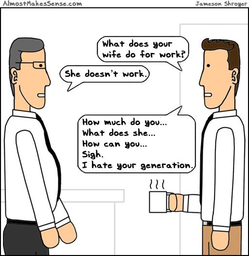Work Generation