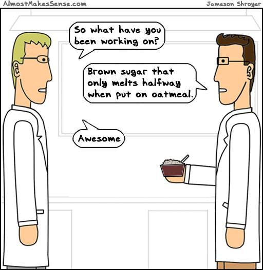 Brown Sugar Oatmeal