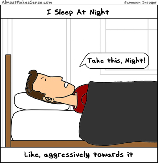 Sleep At Night