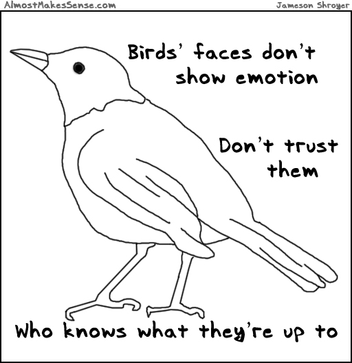 Trust Birds