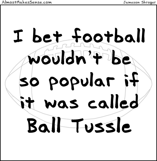 Football Ball Tussle