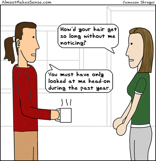 Hair Long Notice