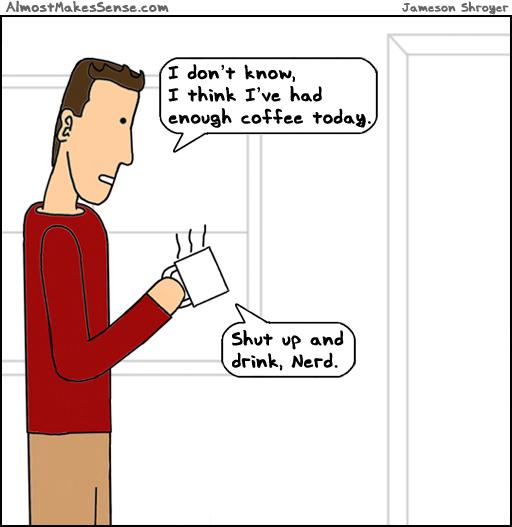 Coffee Pressure