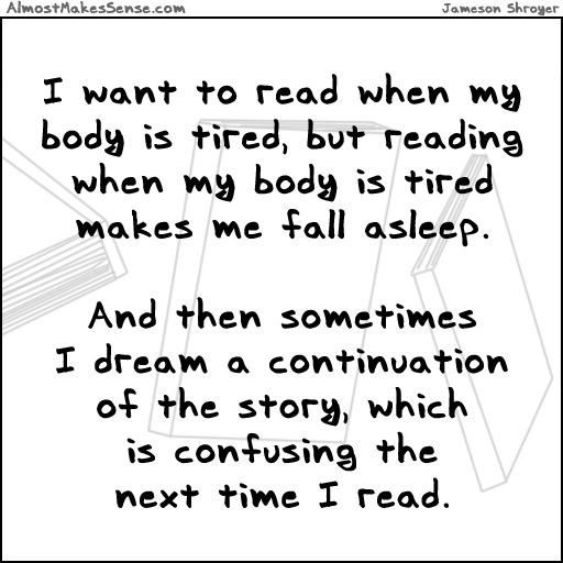 Read Tired