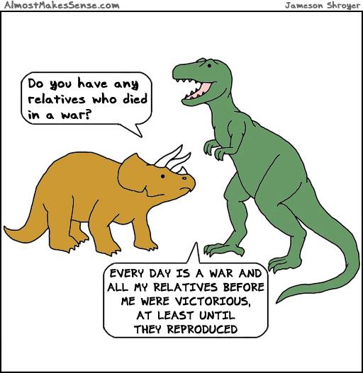 Dinosaurs War