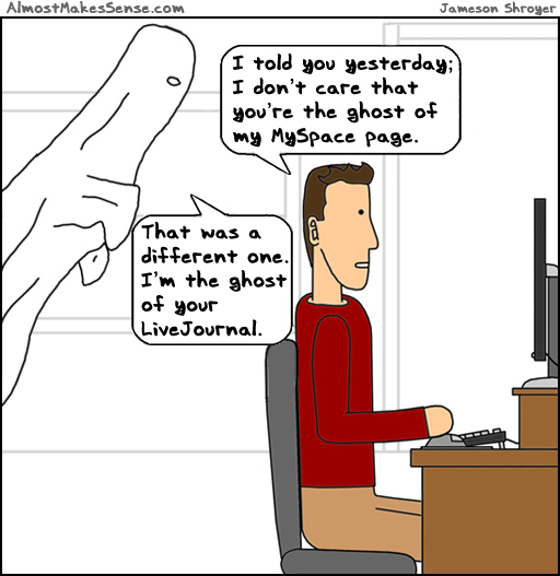 Account Ghost