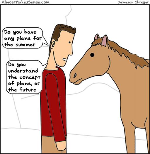 Horse Plans