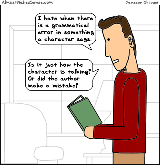 Grammatical Talk
