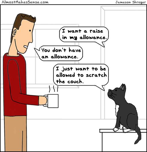 Cat Allowance