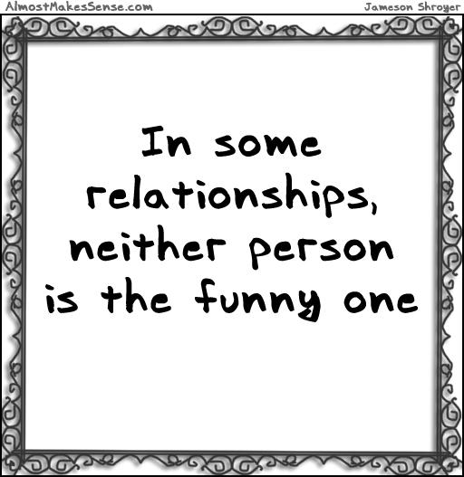 Relationship Funny