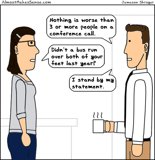 Conference Worst