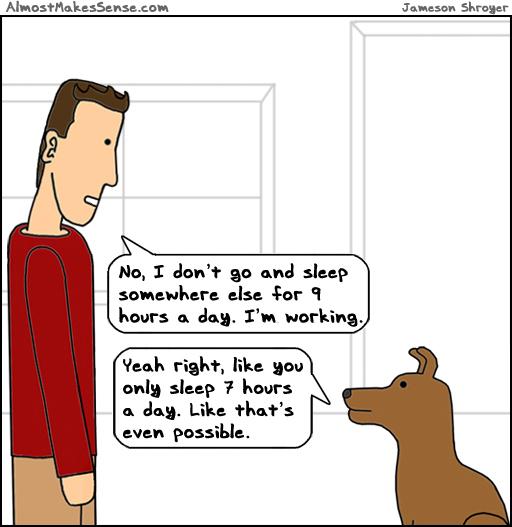 Sleep Somewhere Else