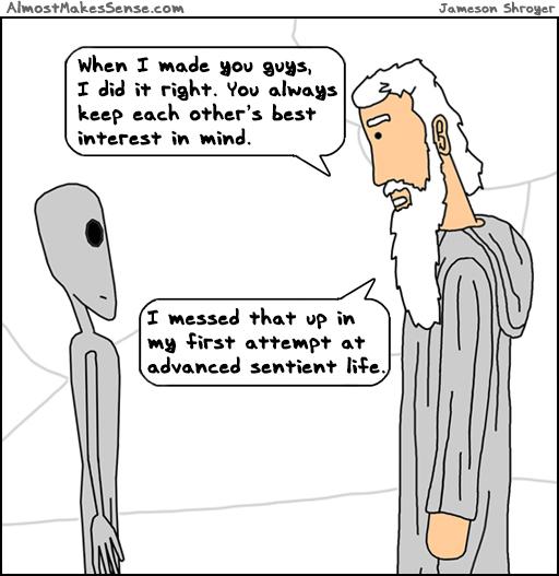 Alien Interest