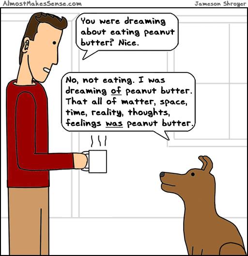 Of Peanut Butter