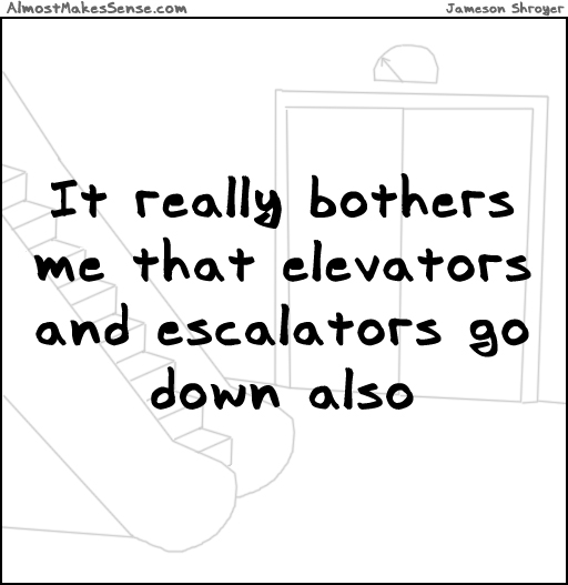 Elevators Escalators