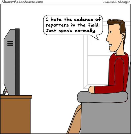 Reporter Cadence