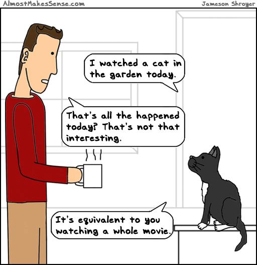 Cat Garden Movie