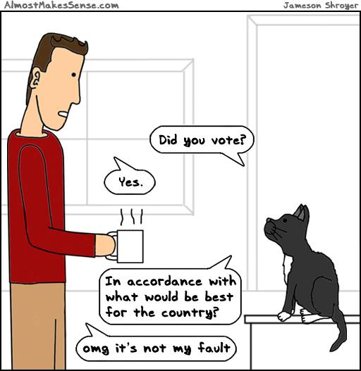 Cat Vote