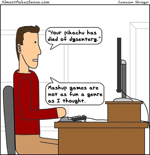 Mashup Games